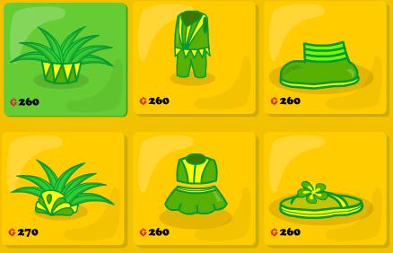 nuevos trajes